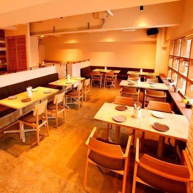 GARDEN PARTY cafe+kitchen  店内の画像