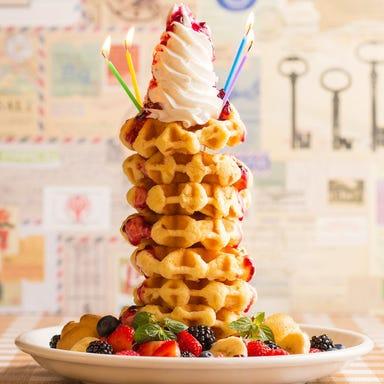 BEE HOUSE  ~Italian Tapas~ 渋谷本店 メニューの画像