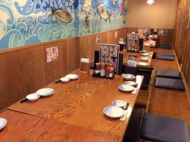 さかな食堂 安べゑ 佐世保山県町店  こだわりの画像