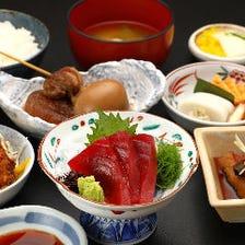 静岡名産の酒肴(さかな)
