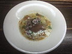 牛骨らぁ麺近江マタドール麺