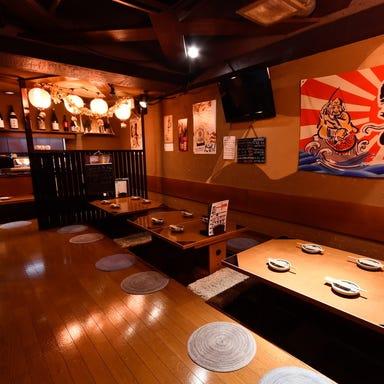 三崎直送鮮魚 屋台寿司居酒屋船ぱら 大船  店内の画像