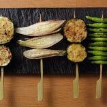 鮮度抜群の野菜は味も格別!素材本来の味をお楽しみください