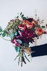 花束のご用意も可能です☆