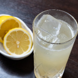 天然生絞り清沢レモンサワー