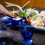 静岡の地酒と地魚で至福の一杯