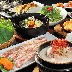 KOREAN DINING 長寿韓酒房 有明店