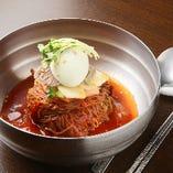 長寿韓スタイル ビビン冷麺