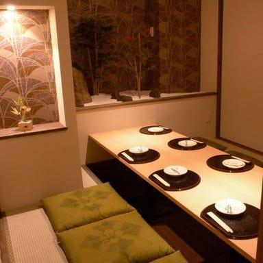 全席完全個室 創作和食 たなごころ 広島駅新幹線口店  店内の画像