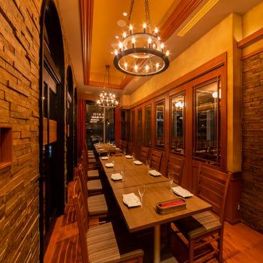 銀座ワイン食堂 パパミラノ サピアタワー店 店内の画像
