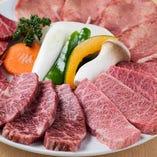 本場の韓国料理と厳選肉を使用した焼肉をお楽しみくださいませ。