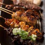 炭焼きやタタキなど、絶品鶏料理の数々をお楽しみください◎