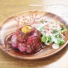 ローストビーフ丼(ライス大盛無料)