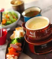 熟成肉×チーズフォンデュ食べ放題 個室バル CHEESE MAKER 千葉店 こだわりの画像