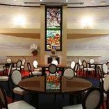 別館テーブル席個室(15~40名様)