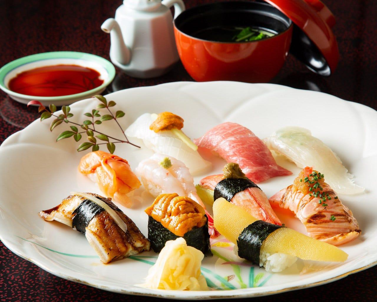 寿司・割烹 江戸銀