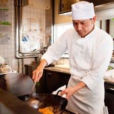 さらなる高みを目指す料理人の妙技