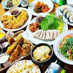 韓国バル×ONECHICKEN カープロード店