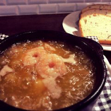 えび・タコ・イカのオリーブオイル煮