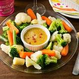 温野菜バーニャカウダ