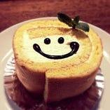 パティシエの気まぐれケーキ
