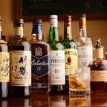 ウィスキー各種