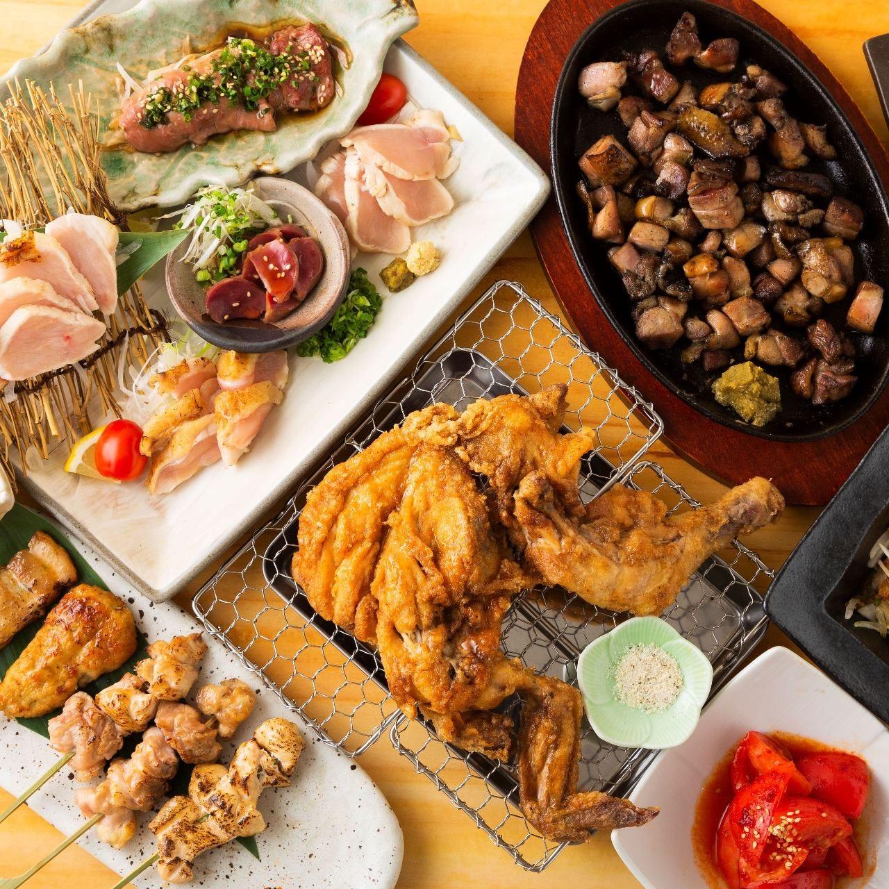 【九州の味×鶏料理】