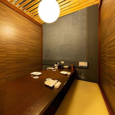 全席個室 居酒屋 あや鶏 熊本光の森店 店内の画像