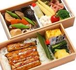 うなぎ蒲焼弁当 2段