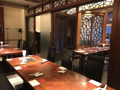 老広東中國菜  杏梨 チャイニーズキッチン 品川インターシティ店 店内の画像
