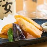 海老真丈とチーズのパリパリ揚げ