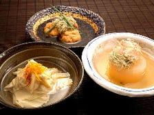 ◆上品な出汁が決め手の京風おでん◆