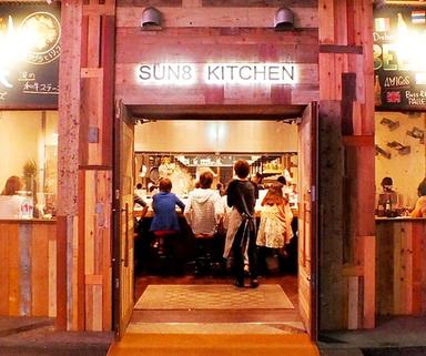サンパチキッチン 小倉店  店内の画像