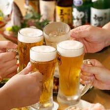 こだわりのビールで乾杯!!