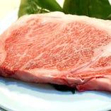 松阪牛ステーキも含んで豪華!職場宴会にも適した飲み放題付『ステーキコース』