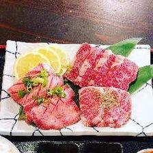 千葉県産の和牛・和豚のホルモン焼肉