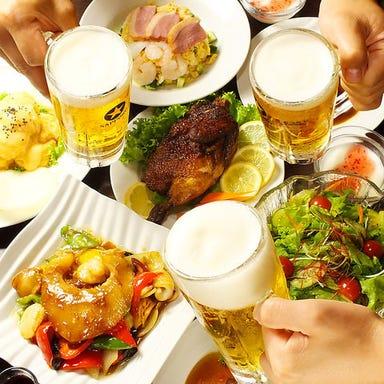 和×中×韓料理 居酒屋 三国団  こだわりの画像
