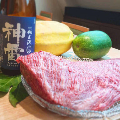 日本料理 肉菜 百福  こだわりの画像