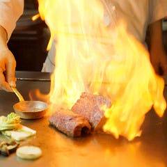 神戸牛 鉄板焼リオ 大阪マルビル店