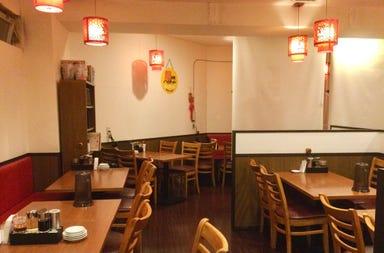 中国家庭料理 ニイハオ 大森駅前店 店内の画像