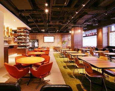 KAITEKI CAFE  店内の画像