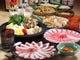 他になに鹿児島黒豚すき焼き!夏季にピッタリのスタミナ食です!
