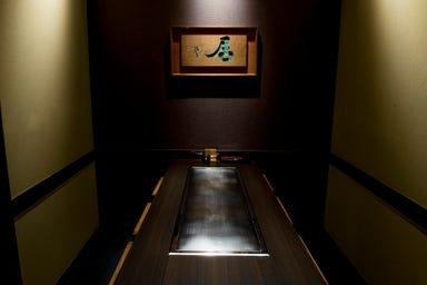鉄板焼 お好み焼 かしわ 名古屋JRゲートタワー店 店内の画像