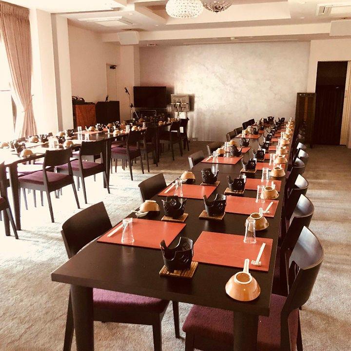 テーブル席・完全個室(壁・扉あり)・10名様~48名様