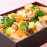 ちらし寿司(一合折)