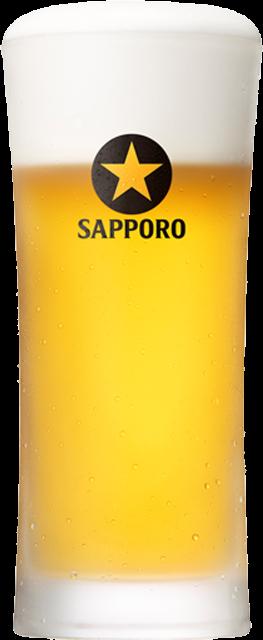 サッポロ黒ラベル〈樽生〉は 乾杯におすすめ!