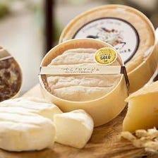 チーズづくしのシェアコース(全8品)★2H飲み放題付★4000円
