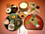京・醍醐味の膳 2,700円 ★京風おばんざいコース