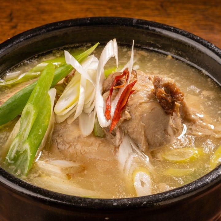 ◆他にはない本格韓国料理を満喫♪♪