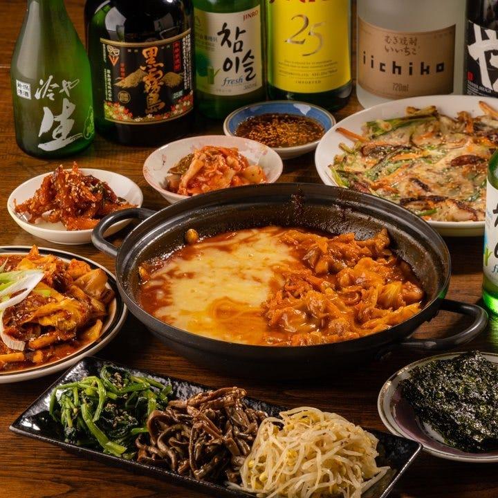 ◆宴会コースは4,500円(税込)~